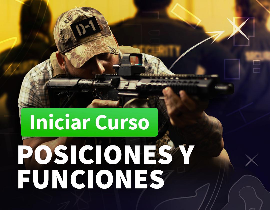 Posiciones y Funciones De Cada Agente De Protección