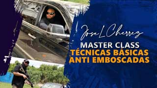 Master Class – Tecnicas Básicas Anti Emboscasdas