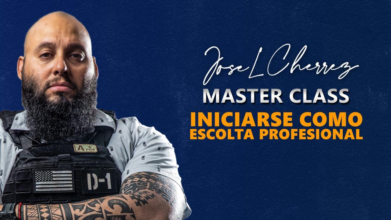 Master Class – Iniciarse Como Escolta Profesional