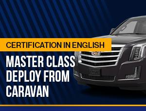 Master Class (ENG) – Deploy From Caravan