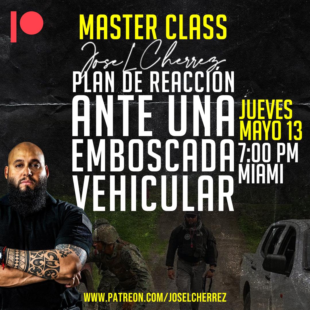 Plan de Reacción ante Emboscada Vehicular (PAT)
